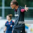 Slaven Bilic: We did exactly what we have worked on in training