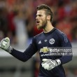 José Mourinho guarantees David de Gea will stay at Man United