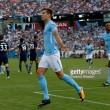 Manchester City 3-0 Tottenham: Citizens end US tour with comfortable victory over Spurs