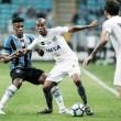 Jogo Santos x Grêmio AO VIVO online no Campeonato Brasileiro 2017 (0-0)
