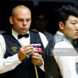 China Championship: Home favourites stun former World champions in opening round drama