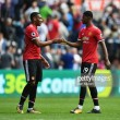 Gary Neville claims Rashford was vital in Martial's fantastic start to the season