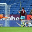 Burnley 0-1 West Bromwich Albion: Substitute Hal Robson-Kanu nets winner and receives his marching orders in 20 minute cameo