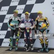 Moto3: Fenati on pole at Silverstone