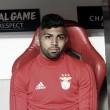 Gabigol é flagrado em boate e deve sofrer punições do Benfica por indisciplina