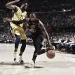 LeBron James comanda e Cleveland Cavaliers empata série contra Indiana Pacers