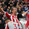 Peter Crouch closes on Stoke City goal-scoring record with late winner