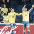 Las Palmas vence o Valencia com boa atuação de Jonathan Calleri