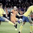 Holanda vence Suécia com dois gols de Robben, mas não tira saldo e fica fora da Copa do Mundo