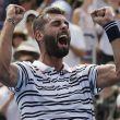 Benoit Paire surpreende e derrota o atual vice-campeão Nishikori no US Open