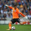 Brighton goalkeeper Mathew Ryan pleased with late double save to prevent Everton win