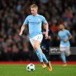 Kevin De Bruyne insists that he is still playing at the same level for Manchester City as last season