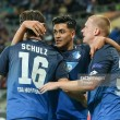 German Europa League Round-Up: Hoffenheim finally win in Europe