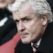 Sunderland 2-0 Stoke City: Hughes criticises officials following defeat
