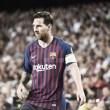 Leo Messi bate su récord de goles de falta en un año