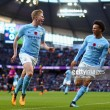 Manchester City 3-1 Arsenal: Citizens cruise into the international break unbeaten