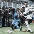 Em jogo com duas expulsões no fim, Paysandu e Coritiba apenas empatam na Curuzu