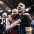 Em jogo eletrizante, Inter vira pra cima da Lazio e se classifica para Champions