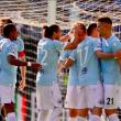 Lazio straripante: Sampdoria spazzata via all'Olimpico