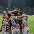 Croatia 4-1 Greece:Vatreni put one foot into World Cup with big win
