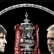 No encerramento da temporada, Chelsea e Manchester United buscam título da FA Cup