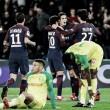 Cavani marca duas vezes, PSG goleia Nantes e aumenta vantagem na liderança da Ligue 1