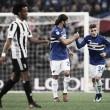 Apática, Juventus perde para Sampdoria e vê Napoli abrir boa vantagem na Serie A