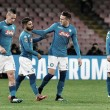 Napoli 'deslancha' na segunda etapa, vence Shakhtar e ganha sobrevida no Grupo F da UCL