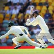 The Ashes - First Test, Day One: James Vince impresses before the tourists buckle late in the day