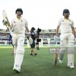 The Ashes - First Test, Day Two: Smith leads strong Aussie resistance to leave game evenly poised
