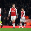 Arsenal 1-3 Manchester United: Gunners player ratings as winning record at the Emirates comes to a shattering end