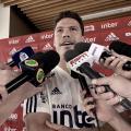 """Hernanes vê evolução no São Paulo: """"Equipe está amadurecendo a cada jogo"""""""