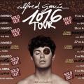 La nueva gira de Alfred García o como arrasar en toda España en solo una semana