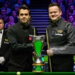 Ronnie O'Sullivan equals Steve Davis' record with sixth UK Championship win