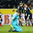 Borussia Mönchengladbach 3-1 Hamburger SV: Raffael double sinks spirited HSV