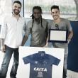 De saída para o Palmeiras, atacante Willian se despede e é homenageado pelo Cruzeiro