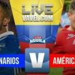 Millonarios vs. América por la semifinal (vuelta) de la Liga Águila (0-0)