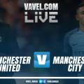 Resultado de Manchester United x Manchester City pela Premier League (0-2)