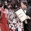 Los Houston Rockets despiden a Kevin McHale