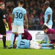 Pep Guardiola again calls for player protection from referees following De Bruyne injury in Palace stalemate