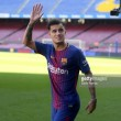 Philippe Coutinho officially completes £142 million move from Liverpool to Barcelona
