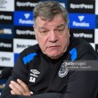 Everton expecting more outgoings than incomings reveals Sam Allardyce