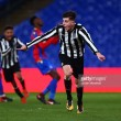 Kelland Watts scores extra-time winner as Newcastle edge past Crystal Palace in FA Youth Cup