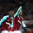 West Ham United 1-1 AFC Bournemouth: Hernandez salvages point for Hammers as honours even at London Stadium