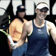 Australian Open: Caroline Wozniacki dominates her way to the quarterfinals