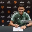Alexis Sánchez: Manchester United move a dream come true