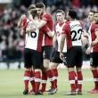 Southampton sofre, derrota West Bromwich e retorna às quartas de final da FA Cup após 13 anos