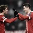Com dois de Müller e Lewandowski, Bayern passa o carro sobre Besiktas pela Champions