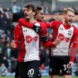 Burnley 1-1 Southampton: Clarets still searching for elusive win after controversial Gabbiadini equaliser