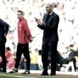 """Zidane elogia gesto de Cristiano Ronaldo e enaltece Benzema: """"Fez um bom jogo e merecia marcar"""""""
